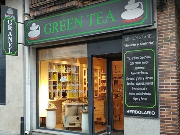 rincon granel green tea exterior